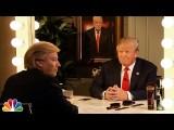 【吉米秀】只有川普才能超越川普!川普如何訪問他自己?(中英字幕) (Donald Trump Interviews Himself In the Mirror) Image