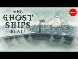 【TED-Ed】真的有幽靈船嗎? (Are ghost ships real? - Peter B. Campbell) Image