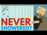 從來不洗澡!會發生什麼事呢? (What Would Happen If You Never Showered?) Image
