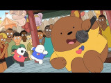 【熊熊遇見你】來玩遊戲吧! (We Bare Bears - Play the Game ft. Moses Harris Jr. a.k.a. Kid Static & Baby Bears [CC]) Image