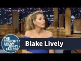 當飛機上所有人都在看死侍的親密戲,身為妻子的 Blake 感覺是...? (Blake Lively Is Tortured by Ryan Reynolds' Deadpool Sex Montages) Image