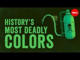 【TED-Ed】史上最致命的顏料 (History's deadliest colors - J. V. Maranto) Image
