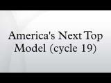 【美國綜藝】超級名模生死鬥第19回 America's Next Top Model (cycle 19) Image