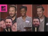 《復仇者聯盟 3》哪個克里斯最...?('Avengers: Infinity War' Cast Plays 'Know Your Chris') Image