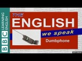 什麼是 dumbphone? (Dumbphone: The English We Speak) Image