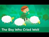 英文童話故事:狼來了 (The Boy Who Cried Wolf) Image