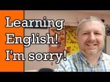 別只會說 I'm sorry! 好好道歉好嗎! (How to Say Sorry in English and Learn to Apologize in English   Video with Subtitles) Image