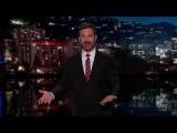 Jimmy Kimmel on Passenger Dragged Off United Flight Image