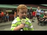 「顯然弟」受訪爆紅,正經對答笑翻網友!'Apparently' This Kid is Awesome, Steals the Show During Interview Image