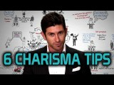 How to be more Charismatic - 6 Charisma Tips to be more Charming and Attractive Image