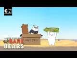 【熊熊遇見你】要不要來一份免費的熊寶寶? (Free Bears I We Bare Bears I Cartoon Network) Image