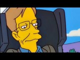 霍金要求在《辛普森家庭》裡「不可以喝個爛醉」 (Stephen Hawking's One Request When He Appeared On The Simpsons) Image