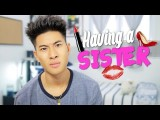 【JeffreyFever】擁有一個姊姊的超真實生活抱怨!(Having a Sister) Image