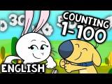 英文1-100 (Counting From 1 to 100 Song with Cute Dancing Animals) Image