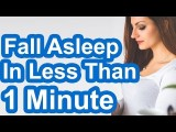 如何在一分鐘之內入睡 (How to Fall Asleep In Less Than 1 Minute) Image