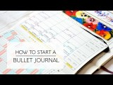 學習小貼士之 「子彈筆記法 」 (Tips on How to Start a Bullet Journal) Image
