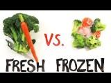 打破觀念!新鮮食材和冷凍食品的差別是? (The Difference Between Fresh Food And Frozen Food) Image